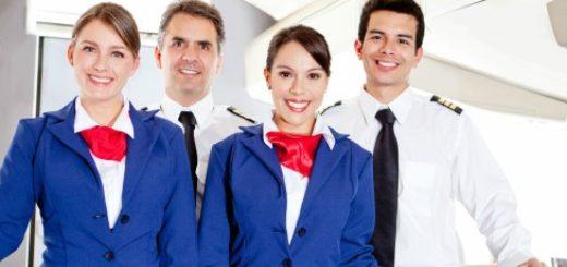 assistente di volo lavoro
